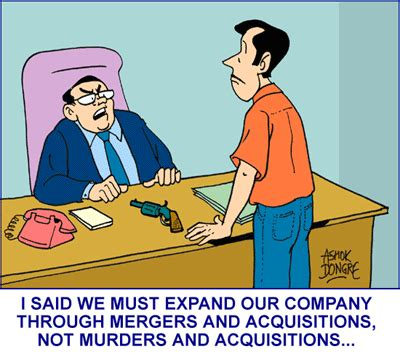 Dissertation on mergers and acquisitions companies in
